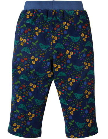 Frugi Little Cally Cord Trouser - Forest Forager