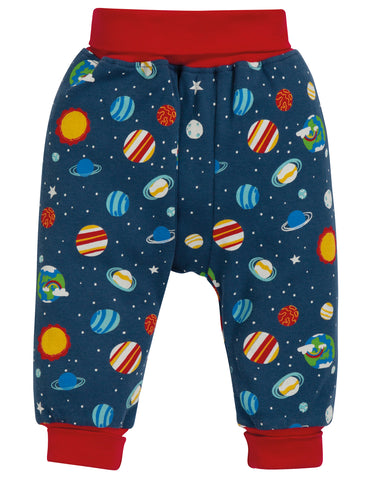 Image of Frugi Parsnip Pants - Intergalactic - Tilly & Jasper