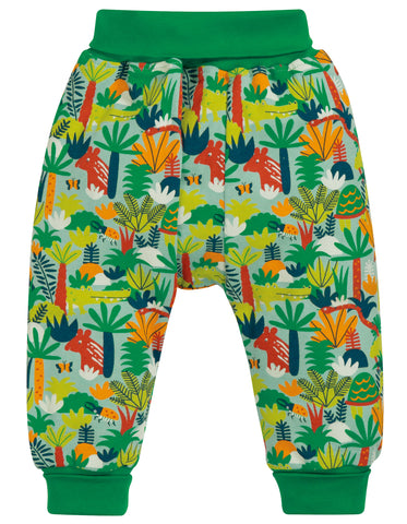 Image of Frugi Parsnip Pants - Jungle Rumble - Tilly & Jasper
