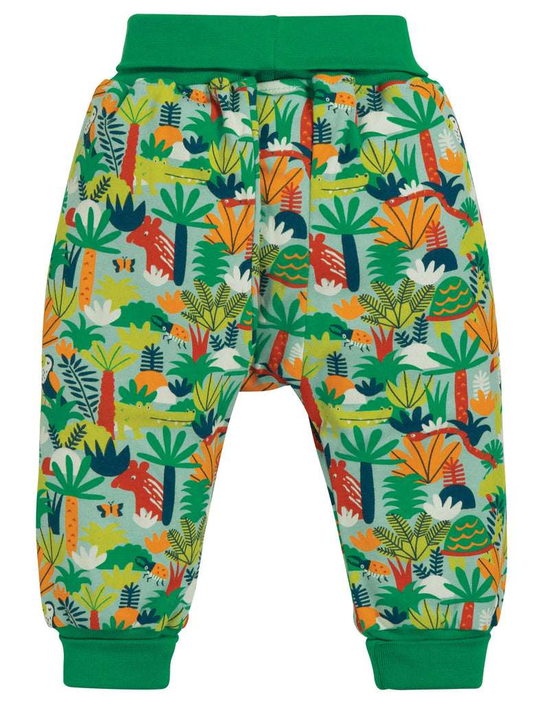 Frugi Parsnip Pants - Jungle Rumble - Tilly & Jasper