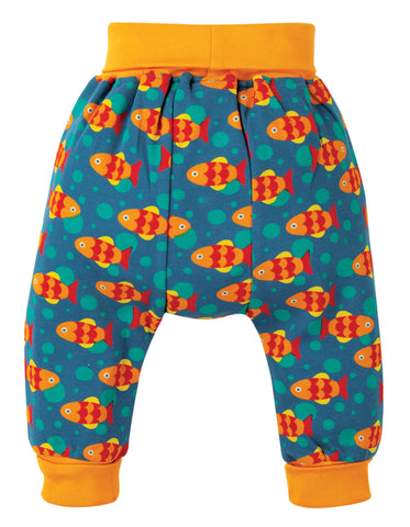 Image of Frugi Parsnip Pants - Koi Joy