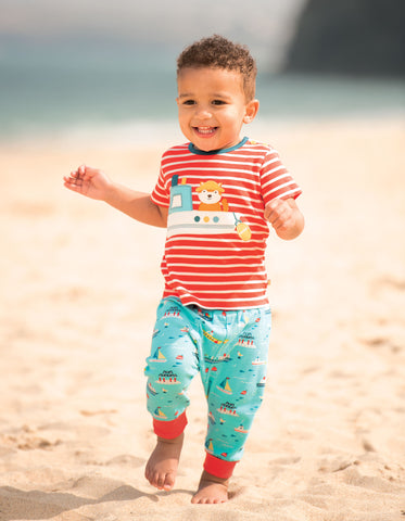 Frugi Parsnip Pants - Sail The Seas