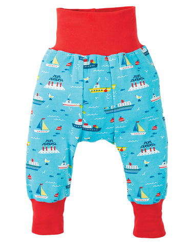 Image of Frugi Parsnip Pants - Sail The Seas