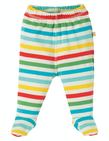 Image of Frugi Poppet Pull Ups -  My First Frugi Multistripe