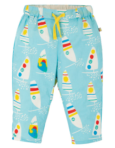 Image of Frugi Pretty Pull Ups - Splashing About
