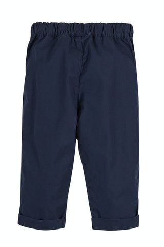 Image of Frugi Tommy Trousers - Indigo