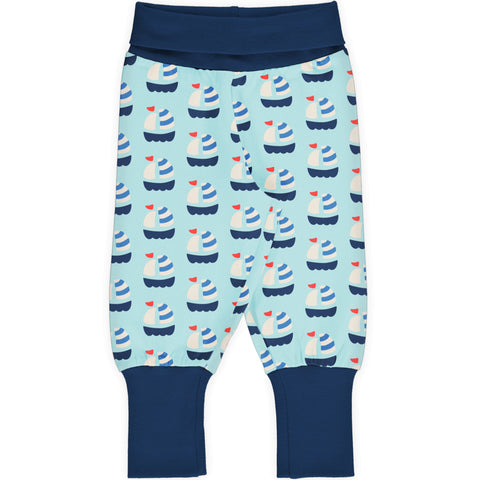 Maxomorra Rib Pants - Sailboat