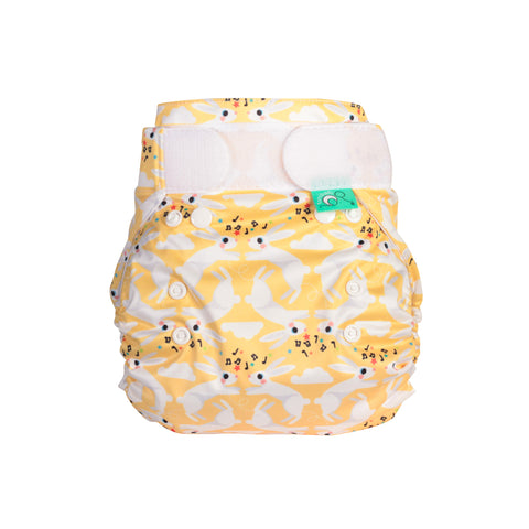 Image of TotsBots PeeNut Wrap - Hop Little Bunny
