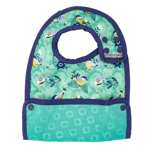 Close Bib Stage 2 - Endangered Garden Collection - Round The Garden