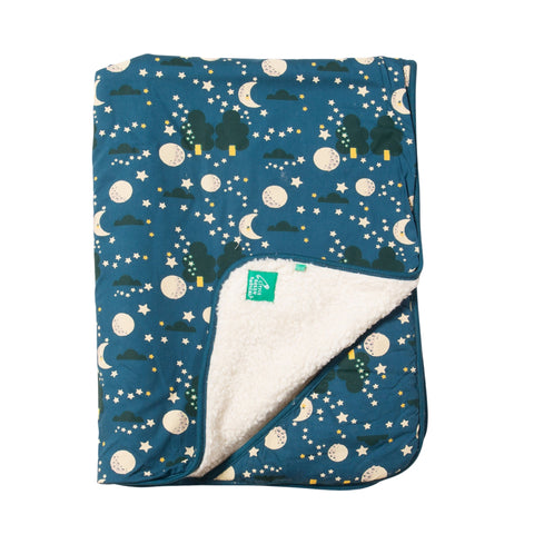 Image of LGR Moon & Stars Blanket