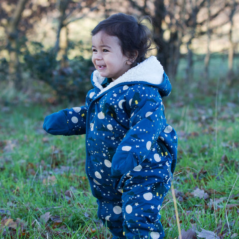 LGR Moon & Stars Snowsuit