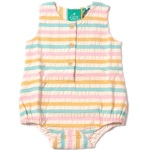 LGR Salt Water Taffy Seersucker Baby Body