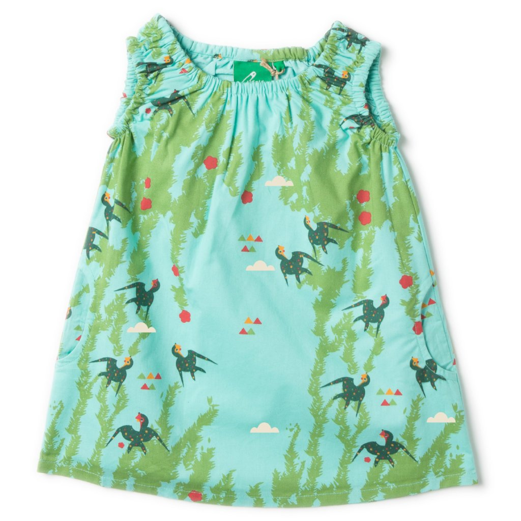 LGR Under The Willows Shoulder Twirl Dress