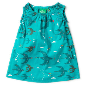 LGR Flying South Twirl Dress - Organic Cotton