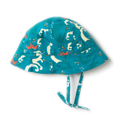 LGR  Over The Water Sunhat - Organic Cotton
