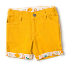 LGR Gold Sunshine Shorts - Organic Cotton
