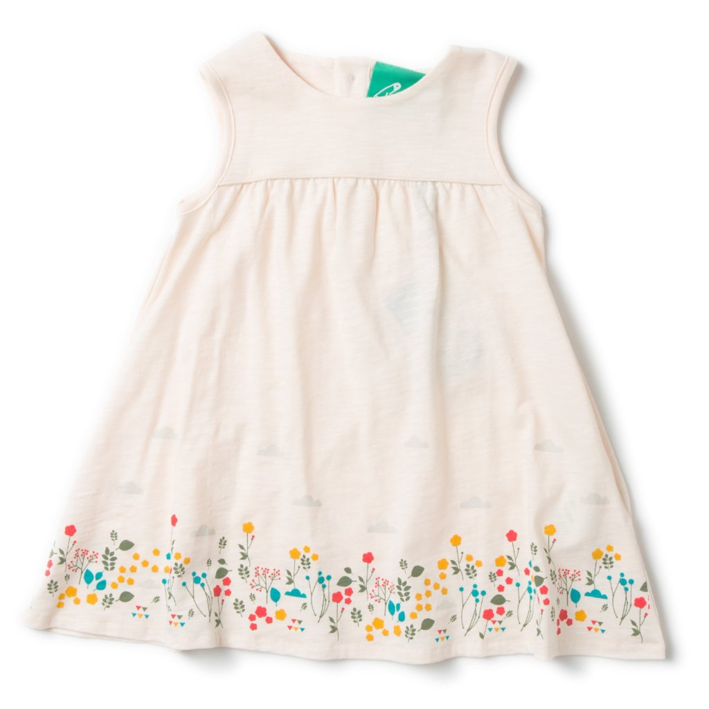 LGR  Botanical Story Time Dress - Organic Cotton