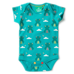 LGR River Frog Baby Body - Organic Cotton