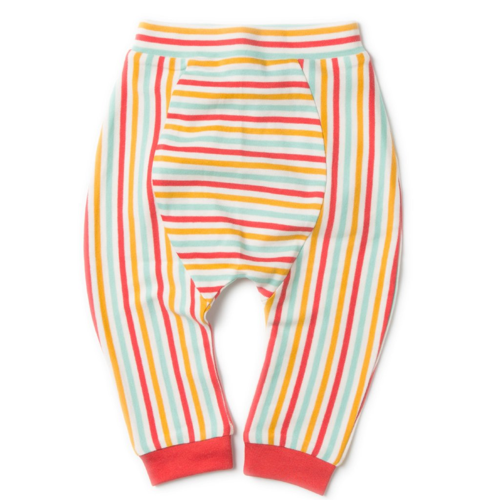 LGR Rainbow Jelly Bean Joggers - Organic Cotton