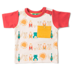 LGR Red River Friends Top - Organic Cotton