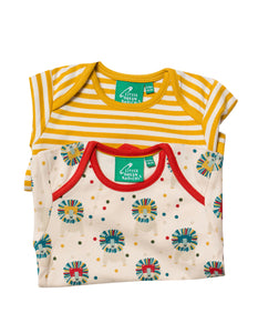 LGR Baby Body 2 Pack Set - Leo Lion