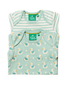 LGR Baby Body 2 Pack Set - Golden Ducks