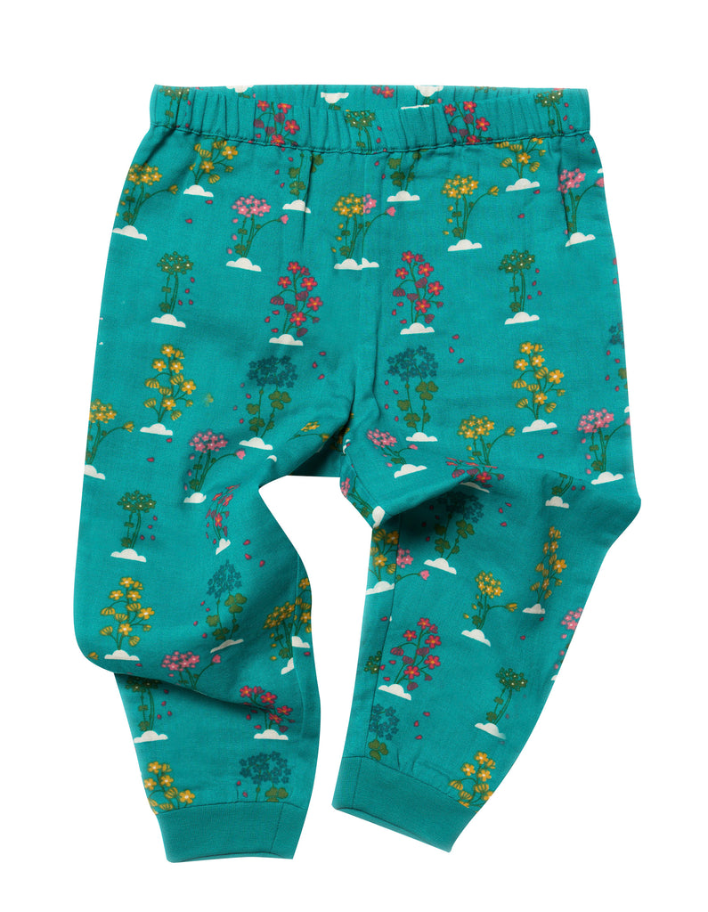 Little Green Radicals jersey Jelly Bean Joggers trousers 0 3 6 9 12  LGR