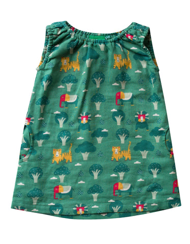Image of LGR Twirl Dress - Jungle Adventures