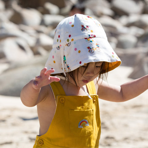 Image of LGR Flying High Reversible Sunhat