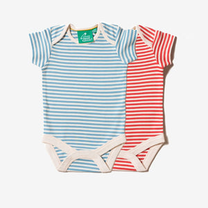 LGR Stripy Baby Body Set