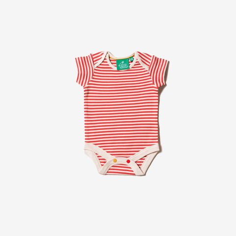 Image of LGR Stripy Baby Body Set