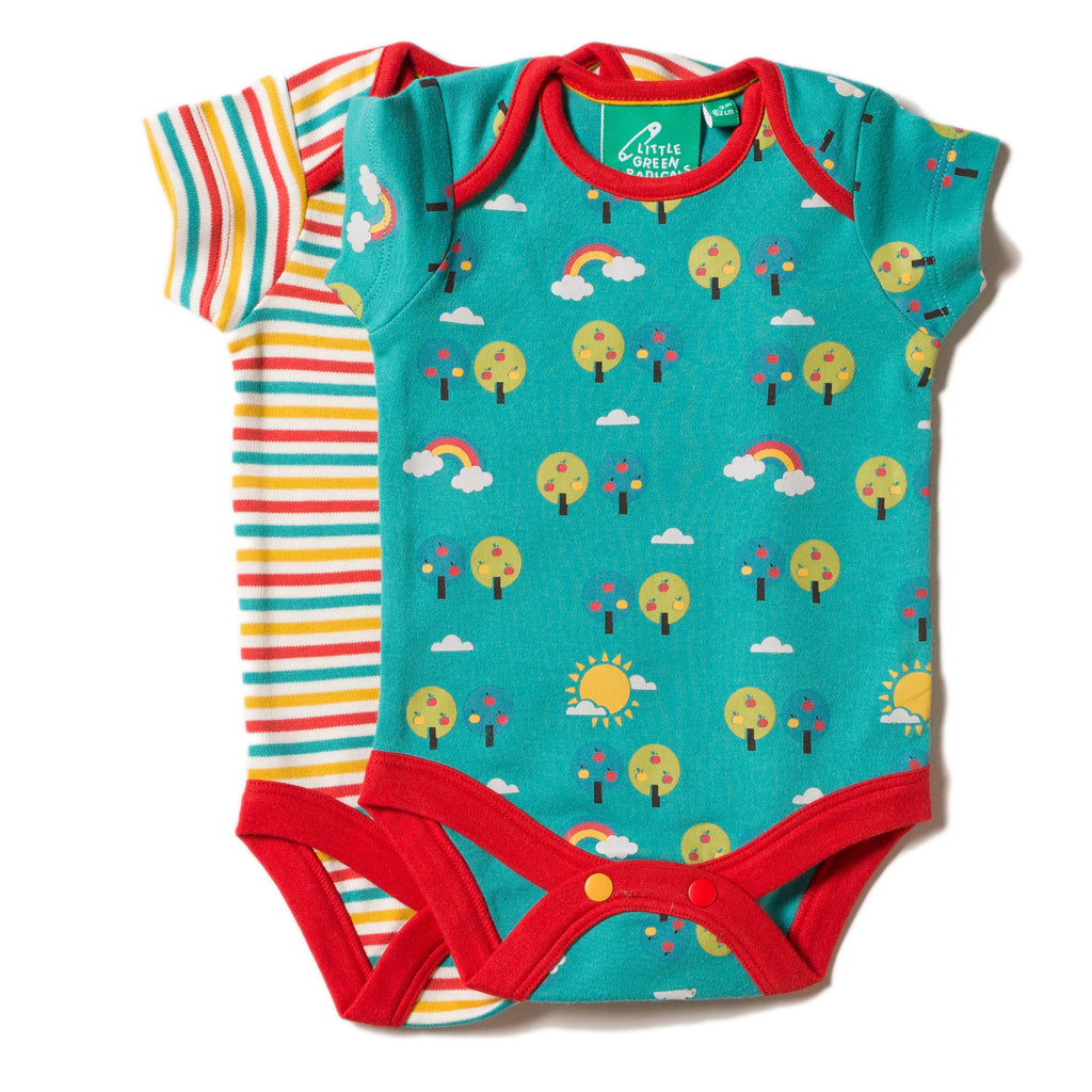 LGR Beyond The Rainbow Baby Body Set