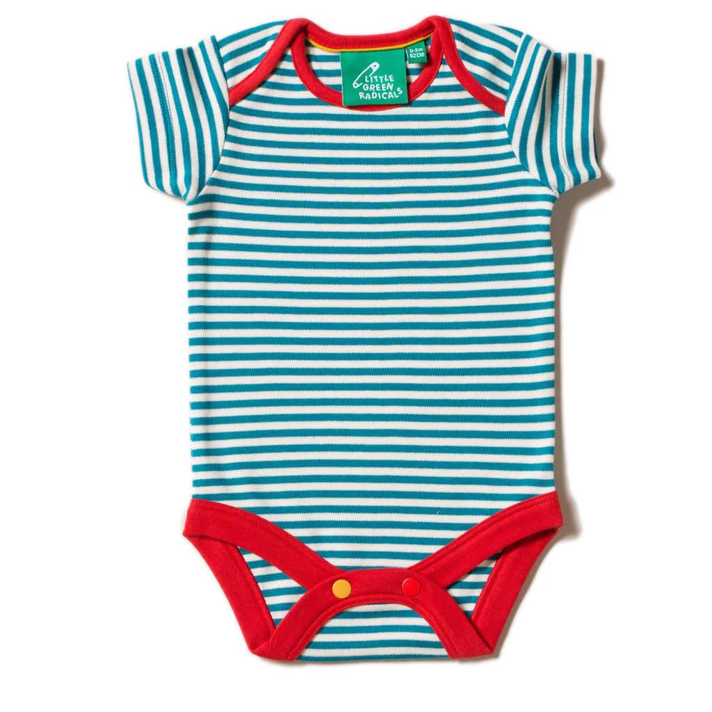 LGR Sealife Baby Body Set