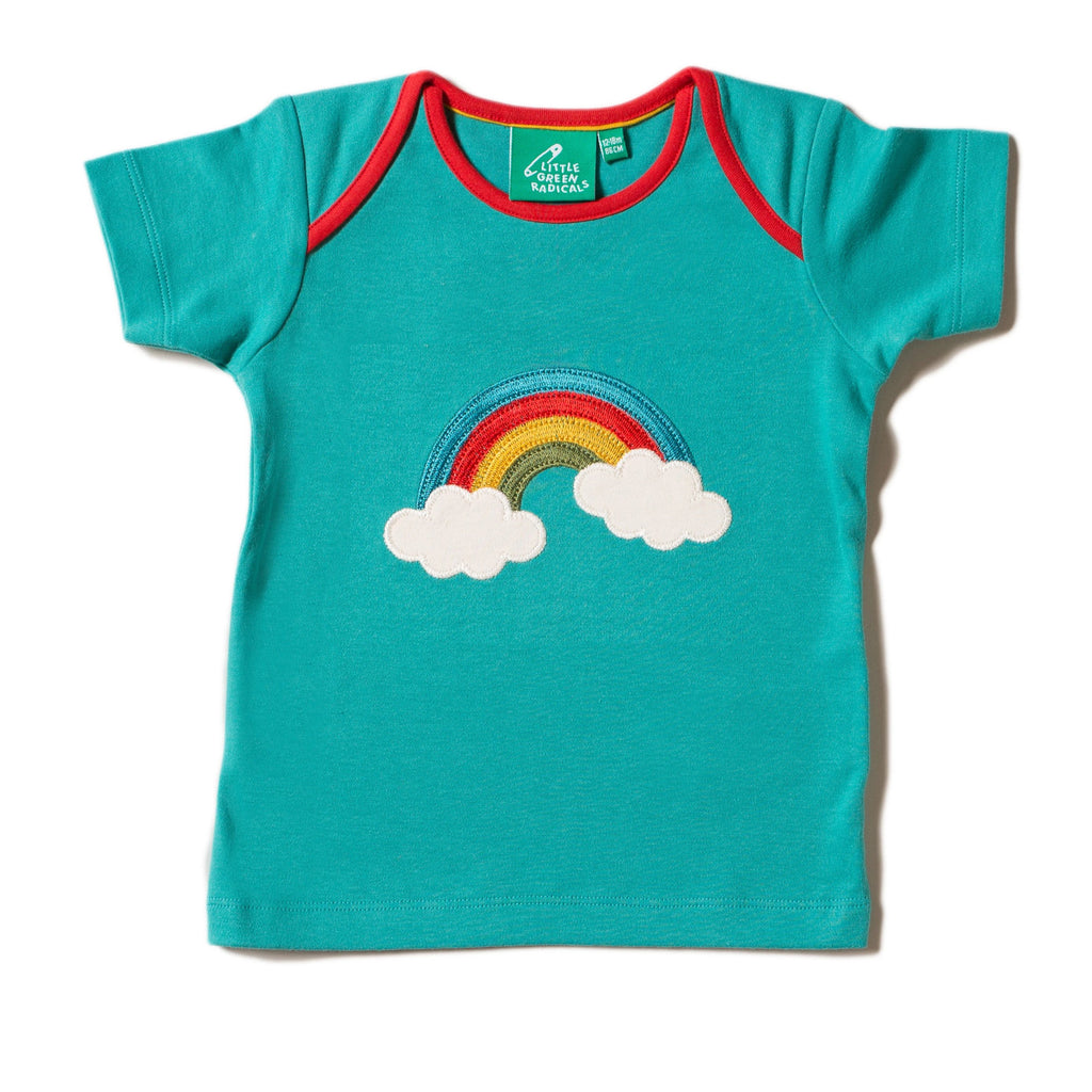 LGR Beyond The Rainbow Applique Tee