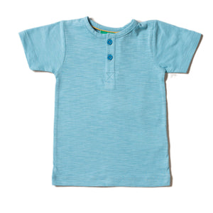 LGR Everyday Tee - Corn Silk Blue