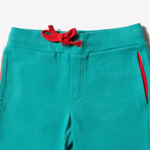 Image of LGR Peacock Blue Beach Shorts