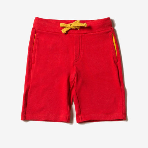 Image of LGR Red Beach Shorts