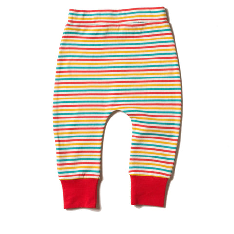 LGR Rainbow Striped Joggers