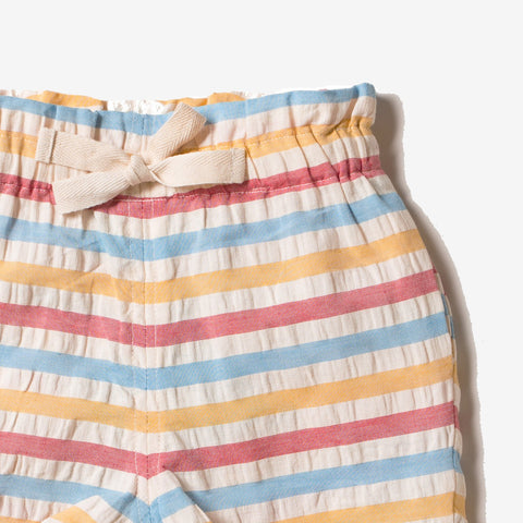Image of LGR Corn Silk Down By The Sea Shorts