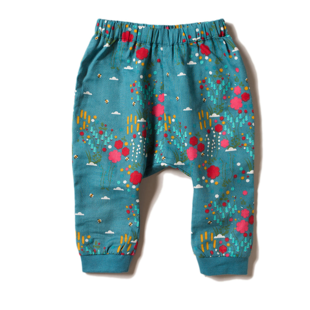 LGR Jelly Bean Joggers - Wildflower Meadow