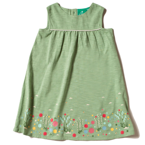 LGR Story Time Dress - Wildflower Meadow