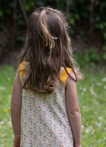 Image of LGR Ditsy Flower Sundress