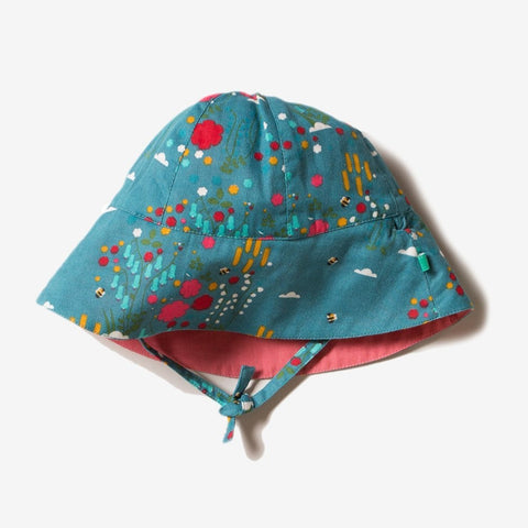 Image of LGR Wildflower Meadow Reversible Sunhat
