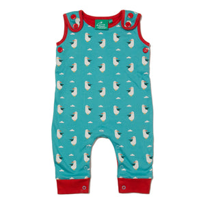 LGR Summer Seagull Everyday Dungarees