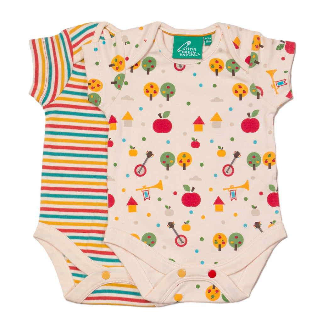 LGR Apple Tree Baby Body Set