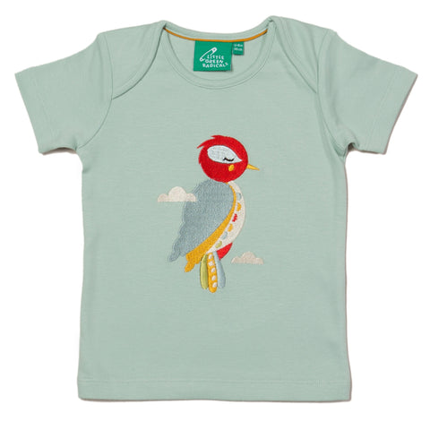 LGR Little Woodpecker Applique T-Shirt