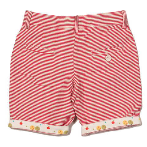 LGR Red Stripe Sunshine Shorts