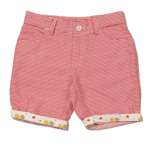 Image of LGR Red Stripe Sunshine Shorts