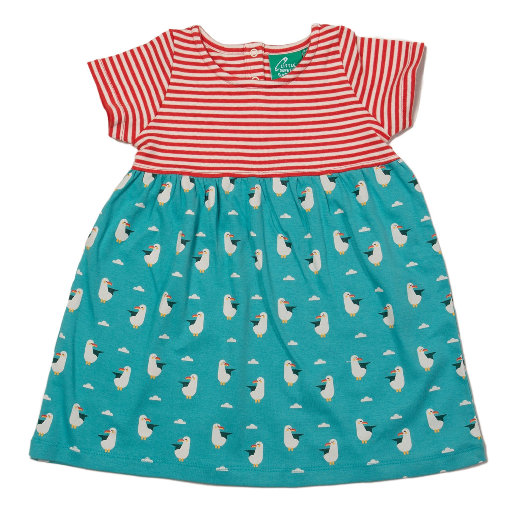 LGR Summer Seagull Easy Peasy Dress