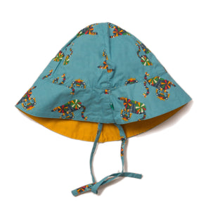 LGR Rainbow Tigers Reversible Sunhat